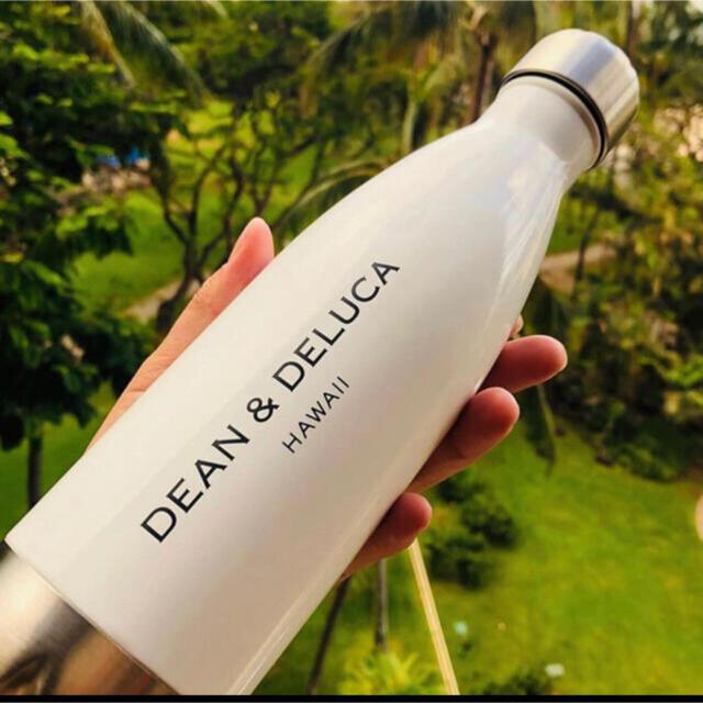 DEAN & DELUCA(ディーンアンドデルーカ)のDEAN&DELUCA ステンレスボトル 水筒 ハワイ限定 タンブラー インテリア/住まい/日用品のキッチン/食器(タンブラー)の商品写真