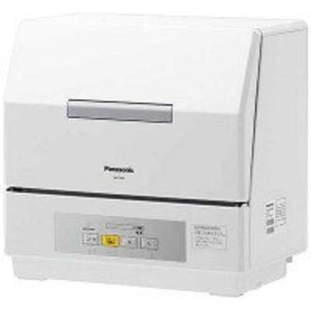 Panasonic(パナソニック)のパナソニック 食器洗い乾燥機 NP-TCR4-W スマホ/家電/カメラの生活家電(食器洗い機/乾燥機)の商品写真