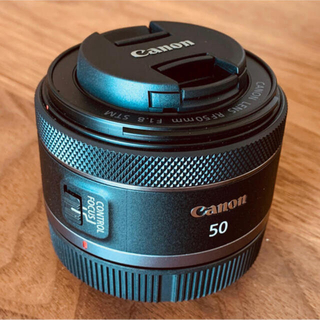 Canon - rf50mm F1.8 STM