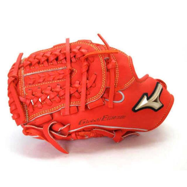 MIZUNO(ミズノ)の新品 ミズノ グローバル エリート H selection 02+  グローブ  スポーツ/アウトドアの野球(グローブ)の商品写真