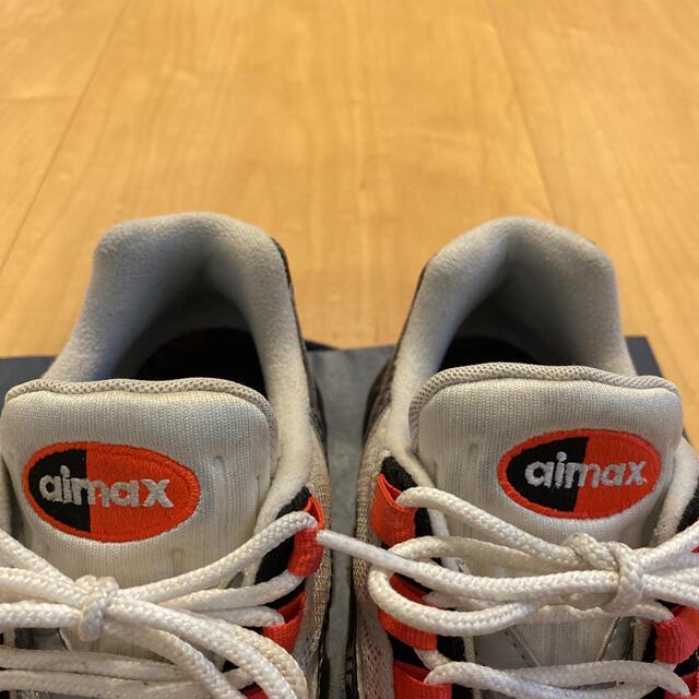 NIKE(ナイキ)のナイキエアマックス95 Nike x Atmos メンズの靴/シューズ(スニーカー)の商品写真