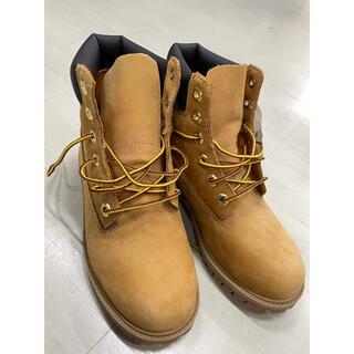 ティンバーランド(Timberland)のティンバーランド ブーツ 22.5cm 新品 箱なし(ブーツ)