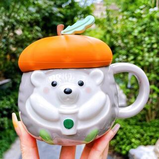 スターバックスコーヒー(Starbucks Coffee)のスターバックス 中国 ハリネズミ マグカップ(マグカップ)