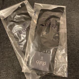 コーギ(CORGI)の新品 CORGI コーギー ソックス 靴下 2点セット(ソックス)