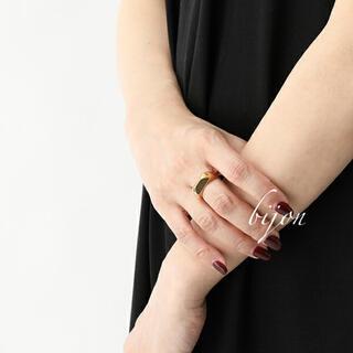 アパルトモンドゥーズィエムクラス(L'Appartement DEUXIEME CLASSE)のセリーヌ リング 刻印あり(リング(指輪))