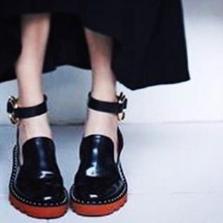 ステラマッカートニー(Stella McCartney)のstellamccartney☆希少☆ステラ☆ステラマッカートニー(ローファー/革靴)