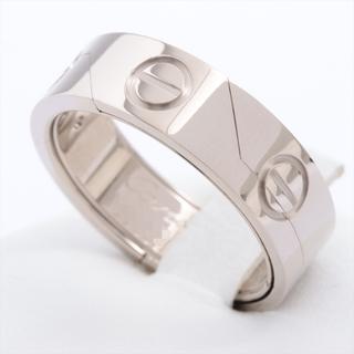 カルティエ(Cartier)のカルティエ アストロラブ  63 WG ユニセックス リング・指輪(リング(指輪))