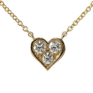 ティファニー(Tiffany & Co.)のティファニー センチメンタル・ハート ダイヤモンド ネックレス・ペンダント(ネックレス)