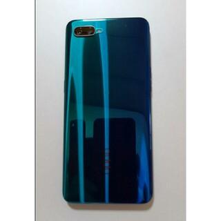OPPO - OPPO Reno A 128GB 美品 おサイフケータイ 自撮り