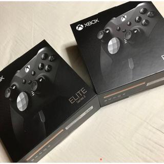 Microsoft - xbox Elite ワイヤレスコントローラー シリーズ2  X box