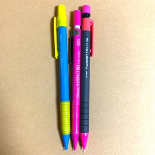 ゼブラ(ZEBRA)のZEBRA、pentel、PLATINUMシャーペンまとめ売り(ペン/マーカー)