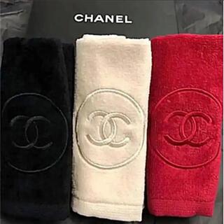 CHANEL - シャネル タオル セット 3枚 ハンカチ
