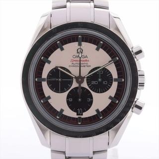 オメガ(OMEGA)のオメガ スピードマスター シューマッハ SS   メンズ 腕時計(腕時計(アナログ))