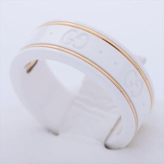 グッチ(Gucci)のグッチ アイコン  13 YG ユニセックス リング・指輪(リング(指輪))