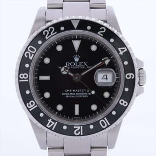ロレックス(ROLEX)のロレックス GMTマスター Ⅱ SS   メンズ 腕時計(腕時計(アナログ))