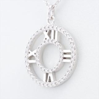 ティファニー(Tiffany & Co.)のティファニー アトラス オープンメダリオン   WG ユニセックス ネック(ネックレス)