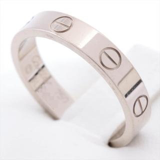 カルティエ(Cartier)のカルティエ ミニラブ  52 WG ユニセックス リング・指輪(リング(指輪))
