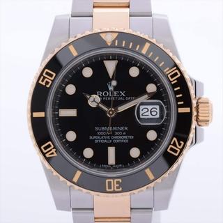 ロレックス(ROLEX)のロレックス サブマリーナ SS×YG   メンズ 腕時計(腕時計(アナログ))