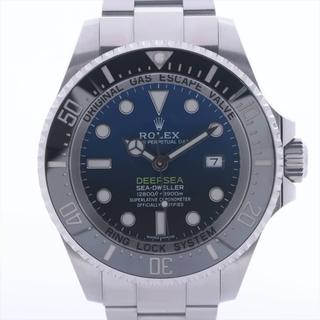 ロレックス(ROLEX)のロレックス シードゥエラー ディープシー Dブルー SS   メンズ 腕時(腕時計(アナログ))