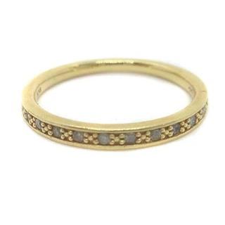 アガット(agete)のアガット agete 指輪 リング K18 9号 ゴールド(リング(指輪))