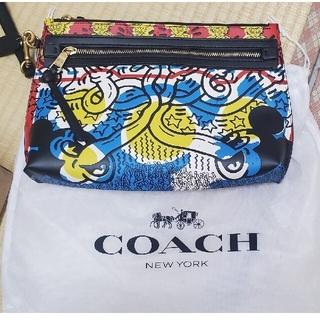 コーチ(COACH)のCOACH クラッチバッグ(クラッチバッグ)