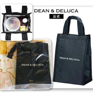 DEAN & DELUCA - 残3【9/24〜SALE】DEAN&DELUCA クーラーバッグブラック S