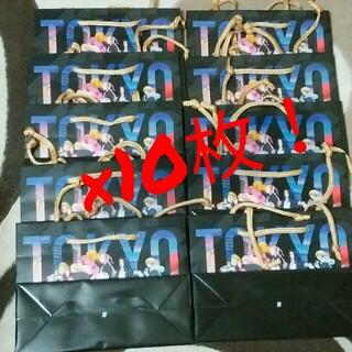 バンダイナムコエンターテインメント(BANDAI NAMCO Entertainment)の一枚250円!3枚以上の注文で!東京リベンジャーズ ショッパー  ナムコ限定(ノベルティグッズ)