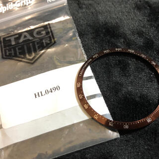 TAG Heuer - タグホイヤー カレラ ベゼルインサート 純正美品