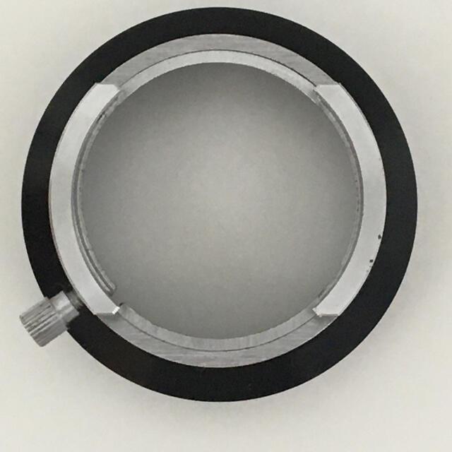 OLYMPUS(オリンパス)のOLYMPUS ビンテージ広角フード Φ32mm オリンパスワイド スマホ/家電/カメラのカメラ(フィルムカメラ)の商品写真