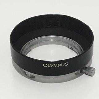OLYMPUS - OLYMPUS ビンテージ広角フード Φ32mm オリンパスワイド