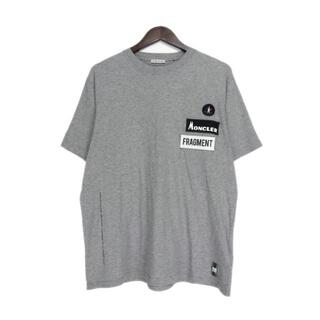 MONCLER - モンクレールMONCLER×フラグメントFRAGMENT■18AWマリアTシャツ
