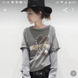 L'Appartement DEUXIEME CLASSE - 美品★アパルトモン購入★シュタンバウムeagleTシャツ