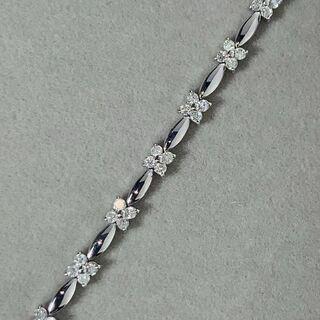 【J-18】ダイヤモンド ブレスレット D1.00ct