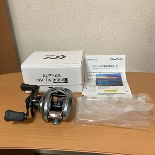 DAIWA - ダイワ 21 アルファス SV TW 800HL