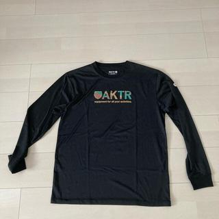 AKTR 長袖Tシャツ