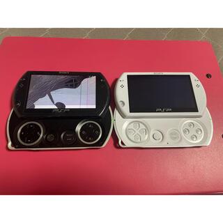 PlayStation Portable - PSP GO  ジャンク 2台