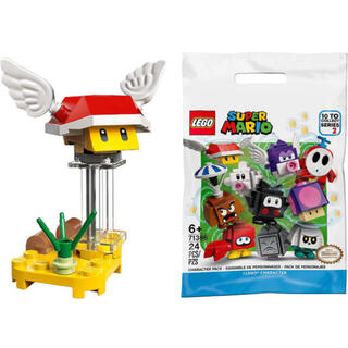 レゴ(Lego)のレゴ(LEGO) スーパーマリオ キャラクター シリーズ2 パタメット(キャラクターグッズ)