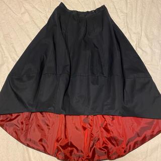 ATELIER BOZ - BLACK PEACE NOW ドラキュラ風ロングスカート ATELIERBOZ