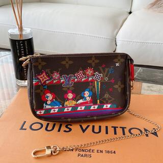 LOUIS VUITTON - ルイヴィトン 限定ポーチ アクセソワール ヴィヴィエンヌ 美品 12月まで