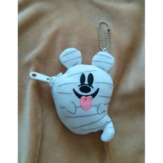 ミッキーマウス(ミッキーマウス)のディズニーリゾート ミッキー ハロウィン リバーシブル ぬいぐるみキーホルダー(キャラクターグッズ)