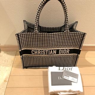 Christian Dior - ディオール 千鳥 トートバッグ
