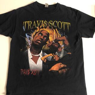TRAVIS SCOTT Tシャツ RAPTEE (Tシャツ/カットソー(半袖/袖なし))