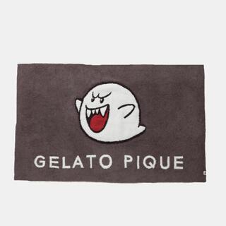 gelato pique - ジェラートピケ マリオ テレサ ブランケット