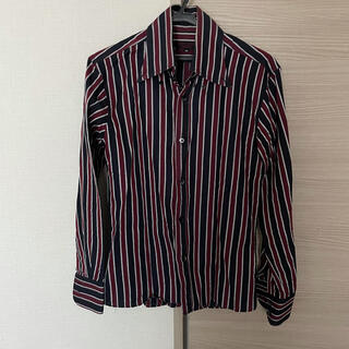 FRED PERRY - REATS TAILOR ZAZOUS リーツテイラーザズー ストライプシャツ