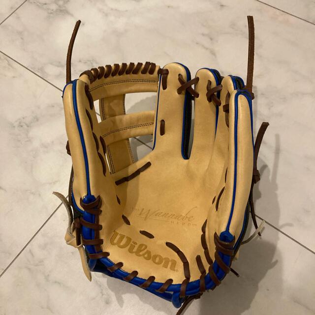 wilson(ウィルソン)のウィルソン 最終値下げ スポーツ/アウトドアの野球(グローブ)の商品写真