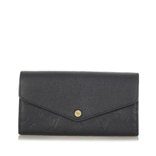 ルイヴィトン(LOUIS VUITTON)のルイ ヴィトン 長財布 レディース 美品(財布)