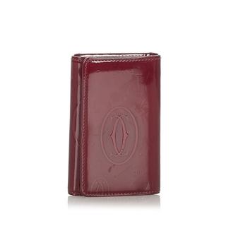 カルティエ(Cartier)のカルティエ キーケース レディース 美品(キーケース)
