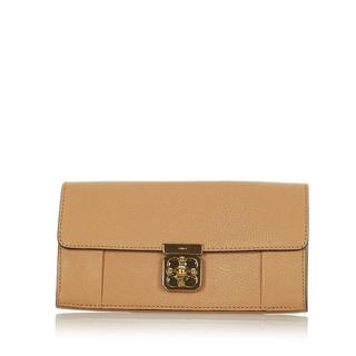 クロエ(Chloe)のクロエ 長財布 レディース 美品(財布)