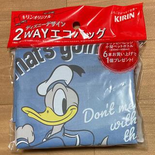 KIRIN ディズニー 2WAYエコバッグ ドナルド