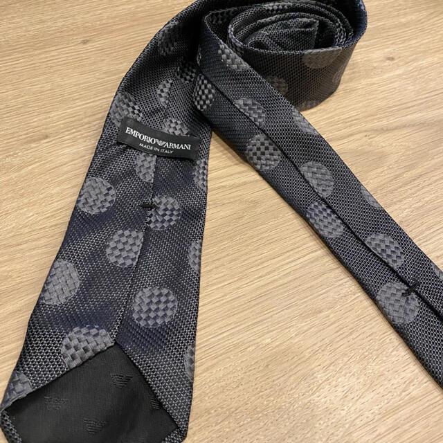 Emporio Armani(エンポリオアルマーニ)のエンポリオアルマーニ ネクタイ メンズのファッション小物(ネクタイ)の商品写真